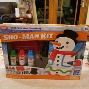 FINAL PRICE IDEAL Sno-Man Kit